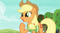 """Applejack """"you can have all the fun you want"""" S6E18"""