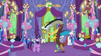 "Discord ""Celestia set you on the path"" S7E1"
