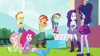 Equestria Girls looking disappointed EGS1