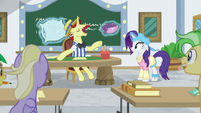 "Flam ""take notes on her every action"" S8E16"