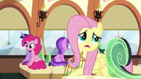 """Fluttershy """"I don't have the snacks"""" S9E26"""