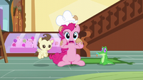 "Pinkie ""A top secret surprise?!"" S5E19"