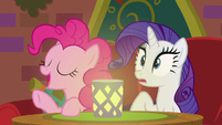 """Pinkie interrupting """"yes, please!"""" S6E12"""