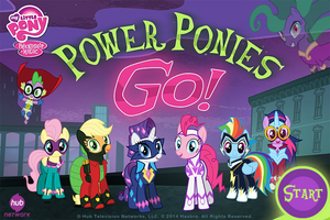 Power Ponies Go title screen.png