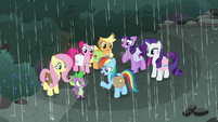 """Rainbow Dash """"I can't stop that storm"""" S8E25"""