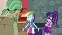 "Rainbow Dash ""they weren't there!"" EGS2"