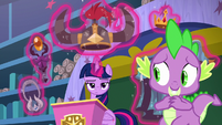 """Spike """"not that I tasted them"""" S8E15"""
