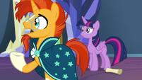 Sunburst -known each other since we were foals- S7E24