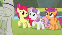 """Sweetie Belle """"you have a problem?!"""" S8E6"""