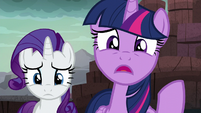 Twilight --you'd have to stay here!-- S6E5