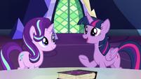 """Twilight Sparkle """"second part of the surprise"""" S7E14"""