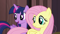 """Twilight Sparkle """"that's why we're here"""" S5E23"""