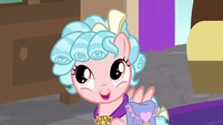 Cozy -I told her how busy you are- S8E25