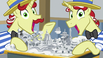 "Flim and Flam ""not some backwater"" S8E16"