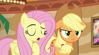 """Fluttershy """"I know you and the rest of the Apple family"""" S6E20"""