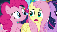 """Fluttershy """"can't really be gone"""" S9E2"""
