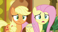 """Fluttershy """"the map could be on the fritz again"""" S6E20"""
