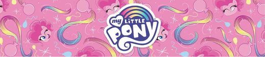 MLP Pony Life Amazon.com Pinkie Pie banner