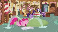 "Pinkie Pie's tear fountain ""It's true! I do have a problem!"" S02E23"