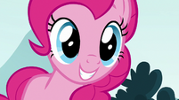 Pinkie Pie jumping in S8E2
