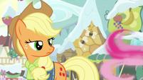 Pinkie Pie speeds off again MLPBGE
