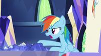 "Rainbow Dash ""a hero!"" S8E21"