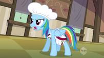 Rainbow Dash Yelling S2E14