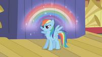 S01E06 Tęcza nad Rainbow Dash