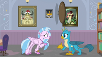 """Silverstream """"you paid attention in class!"""" S8E15"""