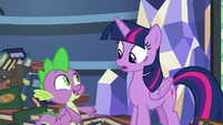"""Spike """"how I'm supposed to be"""" S8E24"""