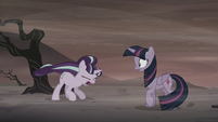 "Starlight ""I was perfectly happy..."" S5E26"