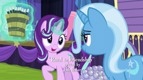 "Starlight ""as much fun as counseling students"" S8E19"