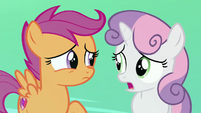 Sweetie Belle -ended up confusing you more- S8E6