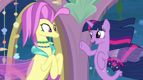 """Twilight """"one of our most hardworking students"""" S8E6"""