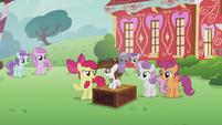 AB '...if you were elected student pony president' S5E18