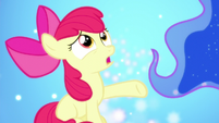 """Apple Bloom """"the only pony in the universe"""" S5E4"""