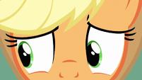 Applejack eye close up S2E14