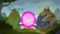 Burst of magic S5E23