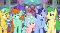 Cozy Glow sowing student unrest S8E26