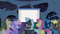 Everypony after watching film S2E22