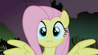 "Fluttershy ""Oh no! The girls!"" S1E17"