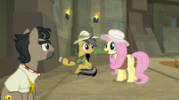 """Fluttershy """"you two make a great team!"""" S9E21"""