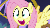 Fluttershy -they wouldn't get sick themselves!- S7E20