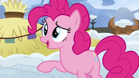 """Pinkie """"that's what I wanna talk to you about"""" S7E11"""