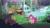 """Pinkie Pie """"ready for some fun times"""" S8E3"""