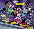 Power Ponies ID Annual 2014