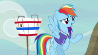 """Rainbow Dash """"don't worry about it"""" S6E18"""