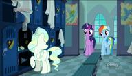 S06E24 Twilight i Rainbow rozmawiają z Vapor