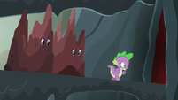Spike --that makes us friends-- S6E5
