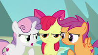 Sweetie Belle -mine, either!- S8E6